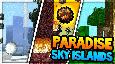 b8fb7  Parkour paradise sky islands map [1.9] Parkour Paradise: Sky Islands Map Download