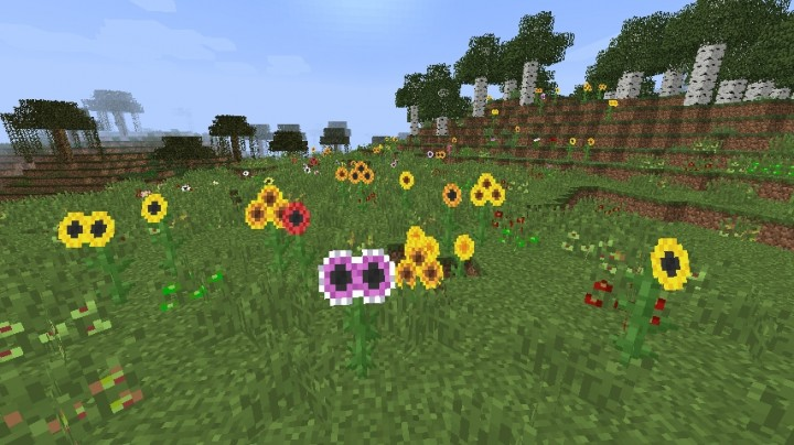 02554  Alternative block resource pack 1 [1.9.4/1.9] [16x] Alternative Block Texture Pack Download