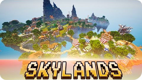 05992  Skylands Map [1.9] Skylands Map Download