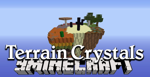 0f77a  Terrain Crystals Mod [1.9] Terrain Crystals Mod Download