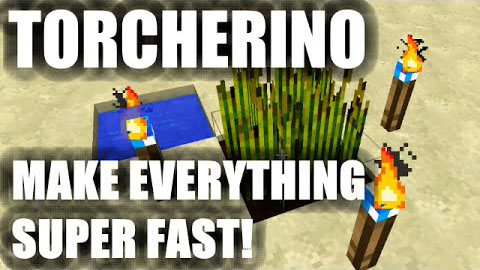 19886  Torcherino mod by tehnut [1.8.9] Torcherino (TehNut) Mod Download