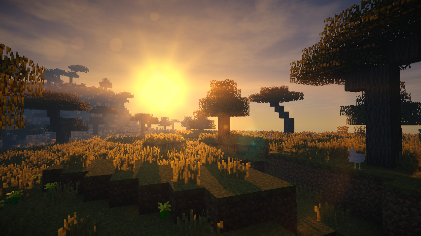 1 8 9] KUDA Shaders Mod Download   Minecraft Forum
