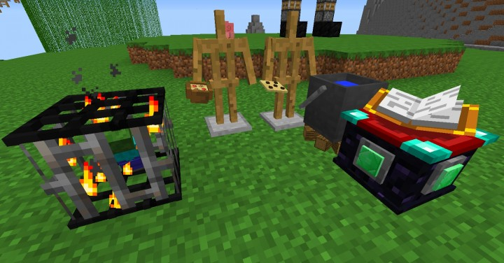 32be5  3D models resource pack by josephpica [1.9.4/1.9] [16x] 3D Models (Josephpica) Texture Pack Download