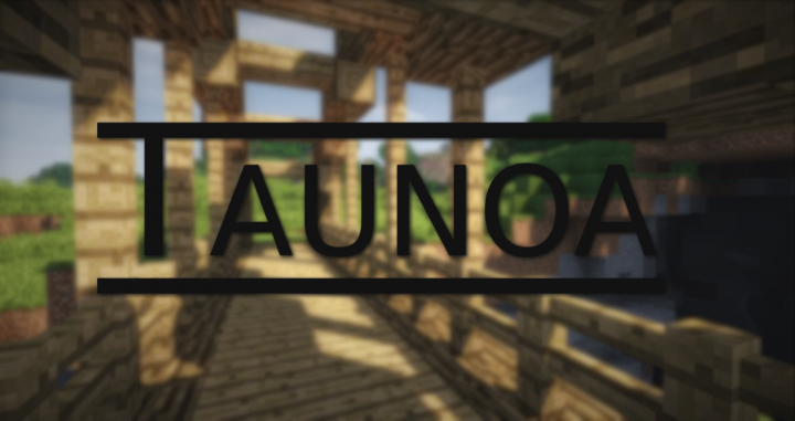 42588  Taunoa resource pack [1.10] [32x] Taunoa Texture Pack Download