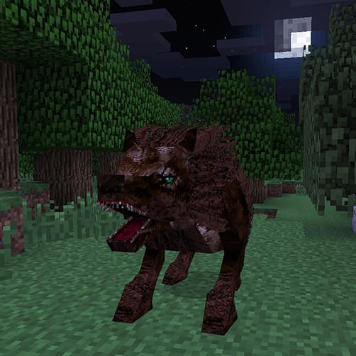 49692  Lycanites Mobs Mod 1 [1.10.2] Lycanite's Mobs Mod Download