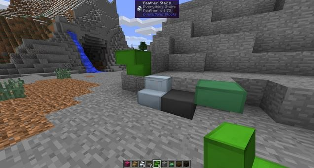 5f195  Everything Blocks Mod 1 [1.9] Everything Blocks Mod Download