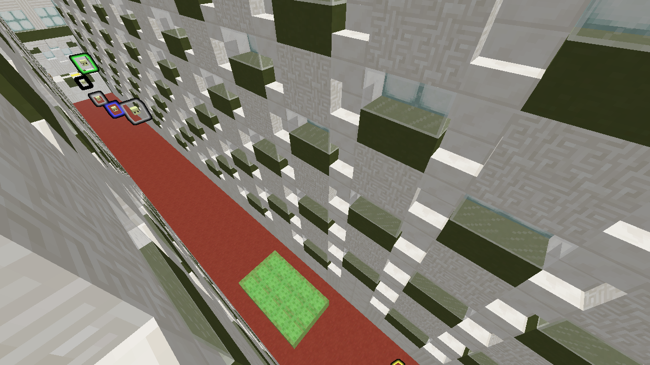 64305  Moving Blocks Parkour Map 1 [1.9] Moving Blocks Parkour Map Download