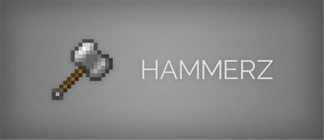 6597d  Hammerz Mod [1.10.2] Hammerz Mod Download