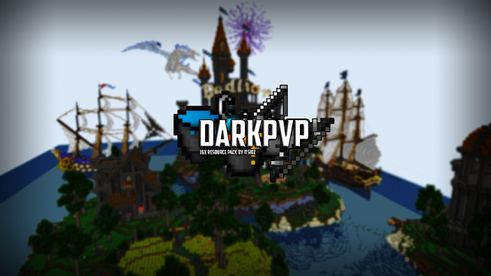 6f1b8  Dark pvp resource pack [1.9.4/1.9] [16x] Dark PvP Texture Pack Download