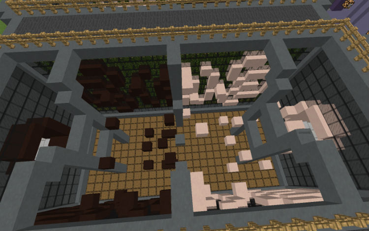 73bd4  The Tunnels Parkour Map 1 [1.9] The Tunnels Parkour Map Download