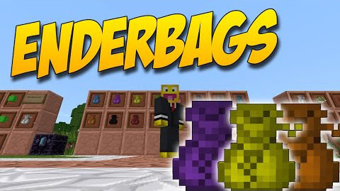 8f6ca  EnderBags Mod [1.10.2] EnderBags Mod Download