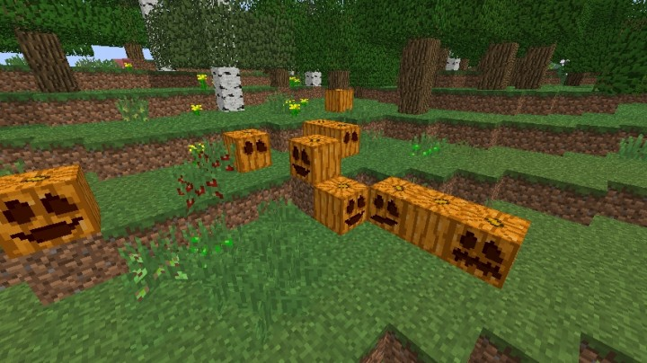 a3fe4  Alternative block resource pack 6 [1.10] [16x] Alternative Block Texture Pack Download