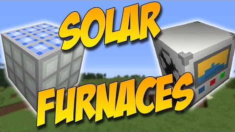 a66f8  Solar Furnaces Mod [1.7.10] Solar Furnaces Mod Download