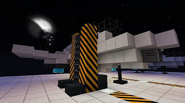 b2da5  Spacelab resource pack 3 [1.9.4/1.9] [32x] SpaceLab Texture Pack Download