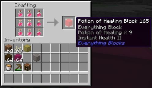 c44b4  Everything Blocks Mod 3 [1.9] Everything Blocks Mod Download