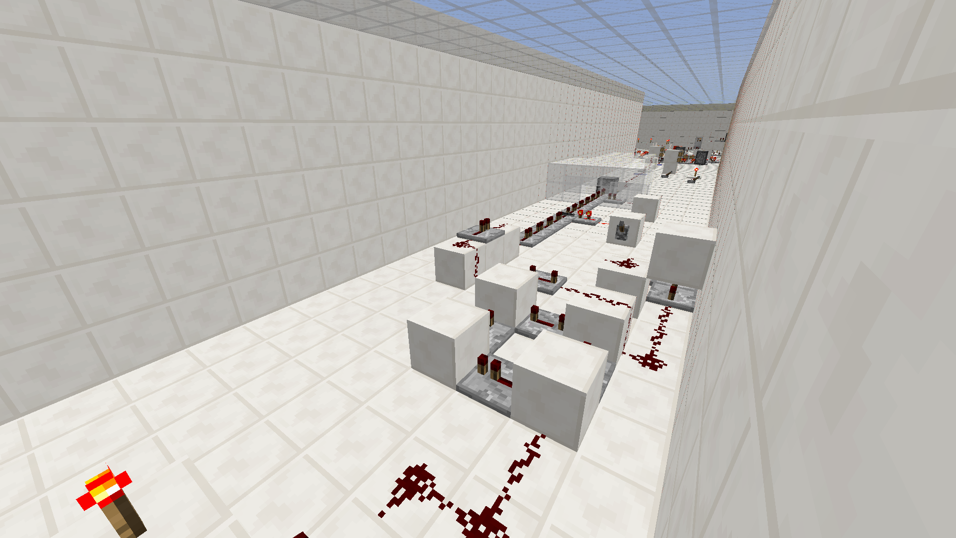 cb308  The Redstone Predicament Map 1 [1.9] The Redstone Predicament Map Download