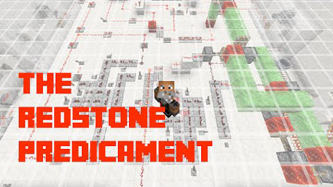 cb308  The Redstone Predicament Map [1.9] The Redstone Predicament Map Download