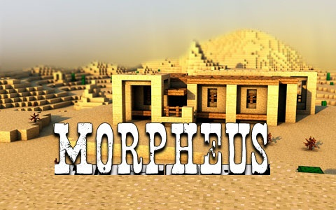 cfa24  Morpheus Mod [1.10.2] Morpheus Mod Download