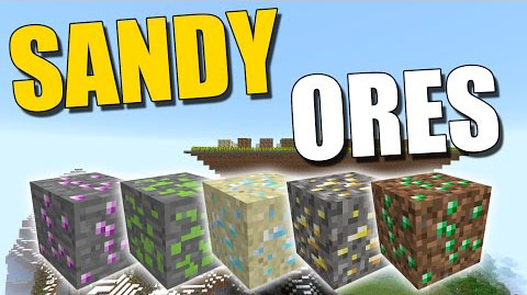 Sandy-Ores-Mod