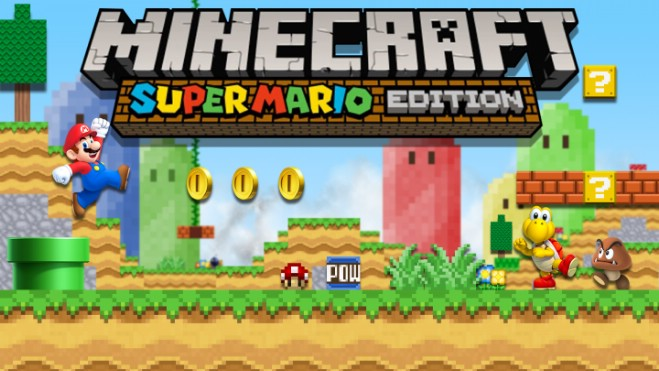 271a0  wii u edition mario mashup resource pack [1.9.4/1.9] [16x] Wii U Edition Mario Mashup Texture Pack Download
