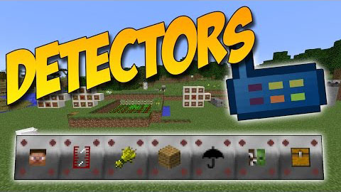 4edd9  Detectors Mod [1.9.4] Detectors Mod Download