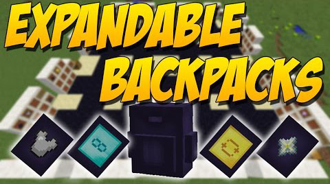 72dba  Expandable Backpacks Mod [1.9.4] Expandable Backpacks Mod Download