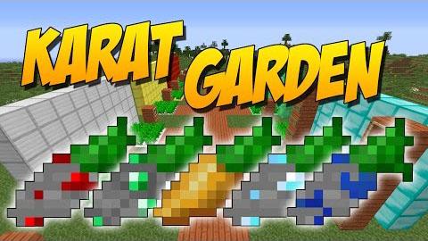 73829  Karat Garden Mod [1.10.2] Karat Garden Mod Download