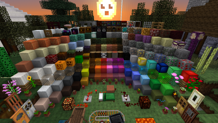 a1e09  dancing life resource pack 3 [1.9.4/1.9] [16x] Dancing Life Texture Pack Download