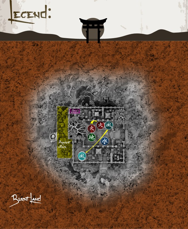 bd347  Booshi Map 5 [1.9] Booshi: The City of Elements Map Download