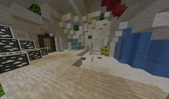 c2d42  pvp resource pack by xenons 4 [1.10] [64x] Xenons PvP Texture Pack Download