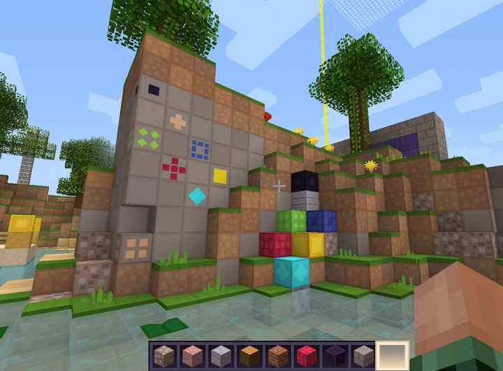d6071  Visibility 2 resource pack 3 [1.10.2/1.9.4] [16x] Visibility 2 Texture Pack Download