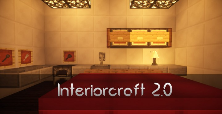 dd59d  interiorcraft resource pack 1 [1.9.4/1.9] [16x] InteriorCraft Texture Pack Download