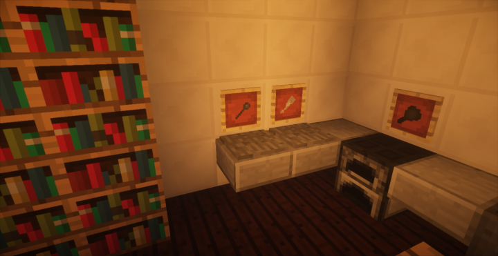 dd59d  interiorcraft resource pack 2 [1.9.4/1.9] [16x] InteriorCraft Texture Pack Download