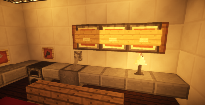 dd59d  interiorcraft resource pack 3 [1.9.4/1.9] [16x] InteriorCraft Texture Pack Download