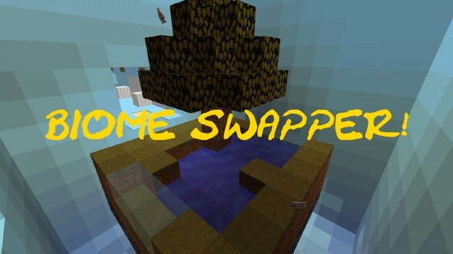 e15f7  Biome Swapper Map [1.10] Biome Swapper Map Download