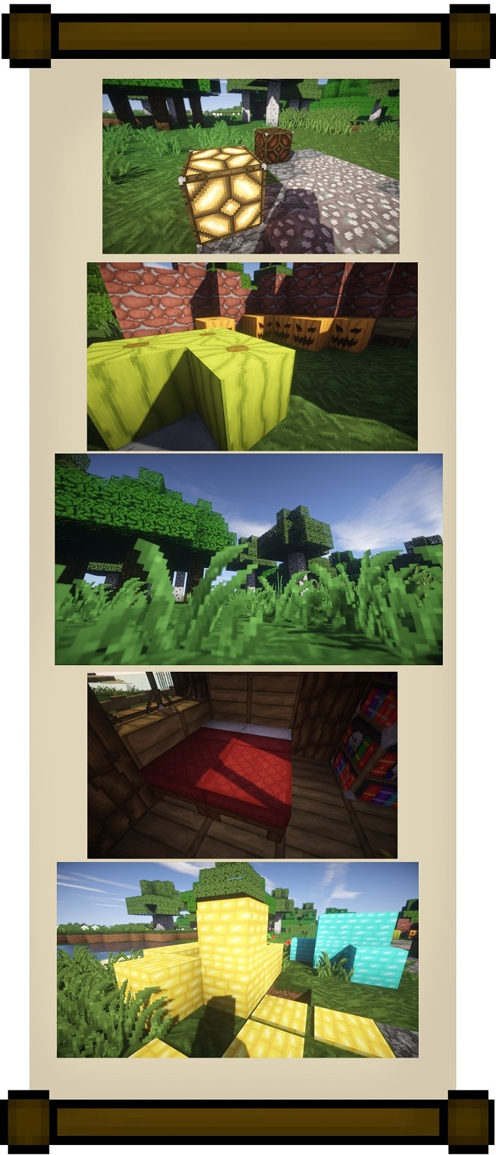 e8c05  blackcraft resource pack 1 [1.10] [32x] BlackCraft Texture Pack Download