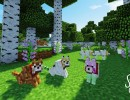 [1.7.10] Stacy's Wolves Mod Download