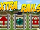 [1.10.2] Extra Rails Mod for Minecarft Download