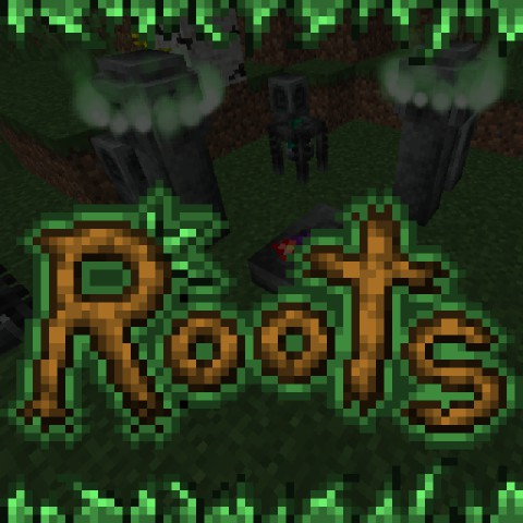 07d7b  Roots Mod [1.10.2] Roots Mod Download