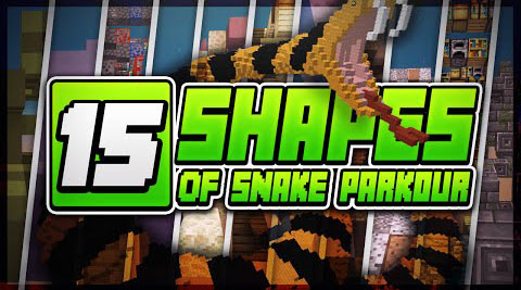 1954c  15 Shapes Of Snakes 2 Map [1.10] 15 Shapes Of Snakes 2 Map Download