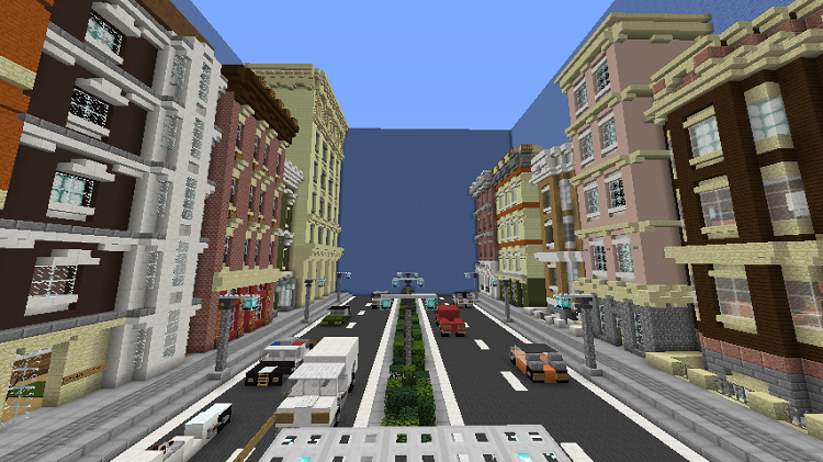 2547b  Second Dream Map 1 [1.9.4] Second Dream Map Download