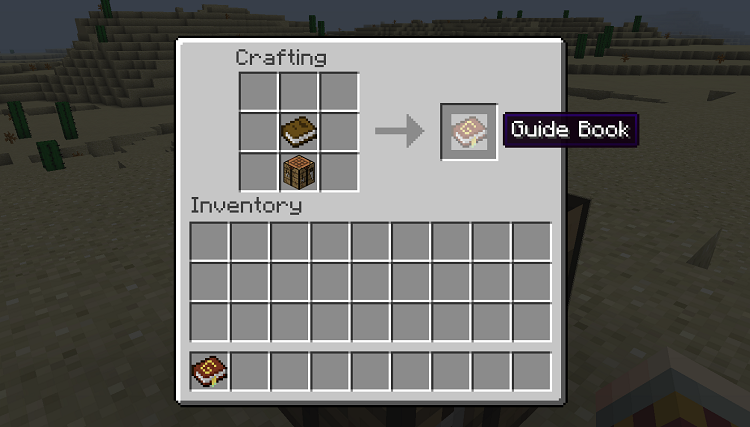 372ba  Guide Book Mod 1 [1.8.9] Guide Book Mod Download