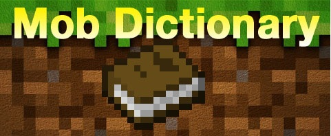 4c5b0  Mob Dictionary Mod [1.9] Mob Dictionary Mod Download