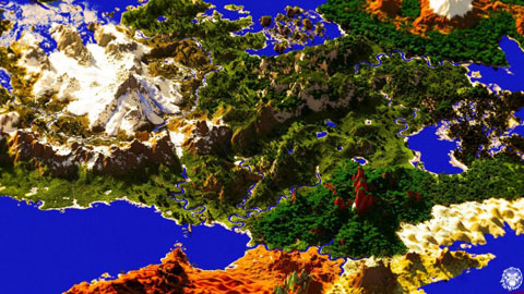 4ef46  The DiscWorld Map [1.10.2] The DiscWorld Map Download