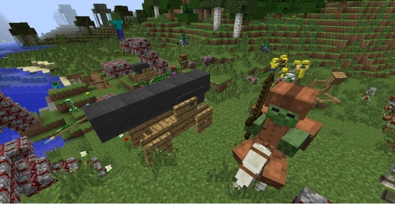 4fc4c  Monsters Regular Army Mod 2 [1.7.10] Monsters Regular Army Mod Download