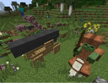 [1.7.10] Monsters Regular Army Mod Download