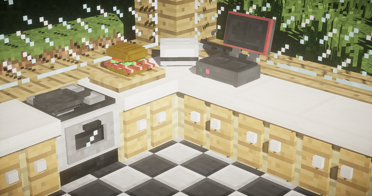 5ba50  Kitchen Mod 1 [1.7.10] Kitchen Mod Download