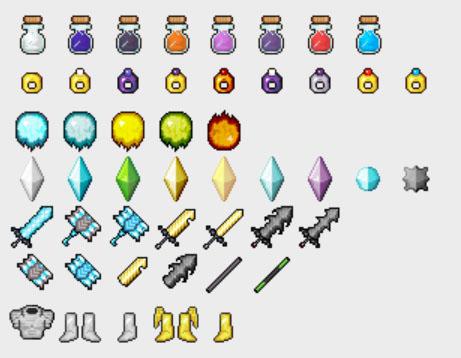 5e362  Gods Weapons Mod 5 [1.7.10] Gods Weapons Mod Download