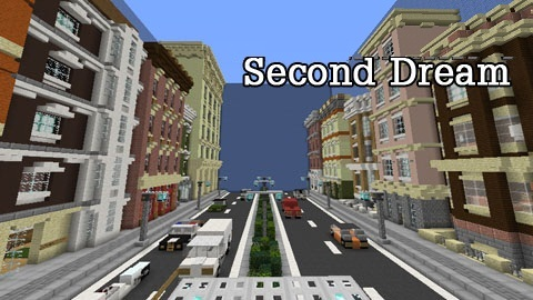 76c66  Second Dream Map [1.9.4] Second Dream Map Download
