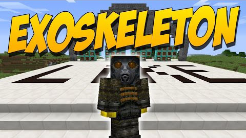 802f8  Exo Skeleton Mod [1.9.4] Exo Skeleton Mod Download